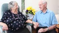 Doris and Alwyn Pfeffer