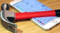 phone hammer