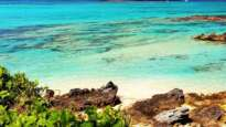 Lord Howe Island lagoon.