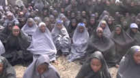 A few weeks after their captivity, Boko Haram broadcast images of its captives