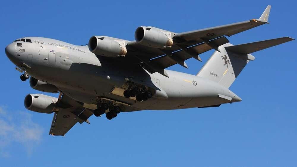 RAAF Boeing C-17A Globemaster III