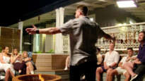 Married at First Sight's Bryce delivers an insincere apology to other MAFS contestants for the conlict he has caused