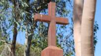 Australia Christian gum tree