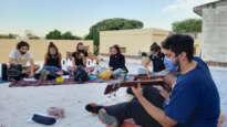 University students meet in Córdoba, Argentina, during Covid