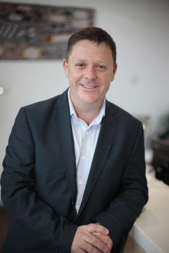 Ross Piper, CEO of Christian Super